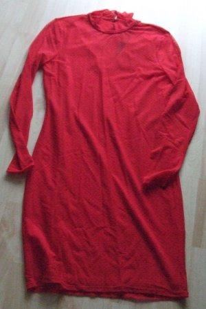 Kleid von Vero Moda  - rot - Gr. L