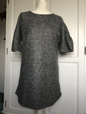 Vila Sweater Dress grey-rose-gold-coloured