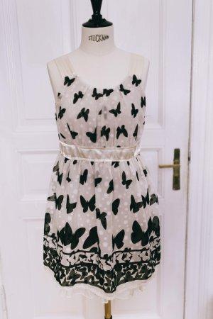 Kleid von YUMI mit Schmetterlingen