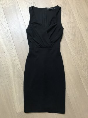 Zara Robe stretch noir