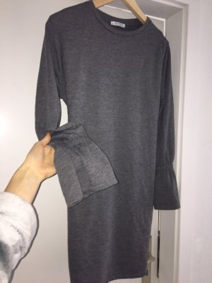 Zara Longsleeve Dress grey