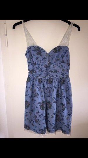 Kleid von Zara mit Blumenprint