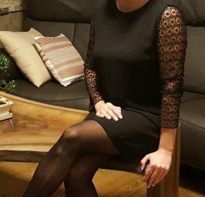 Kleid von Zara schwarz  Gr M