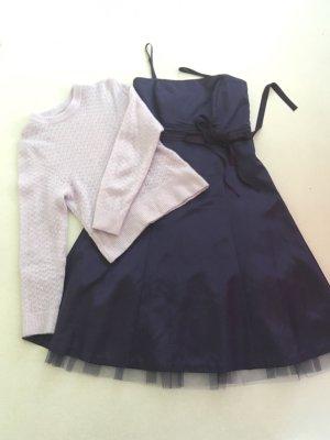 Kleid von Zero Gr. 40 M/L+Winterpulli