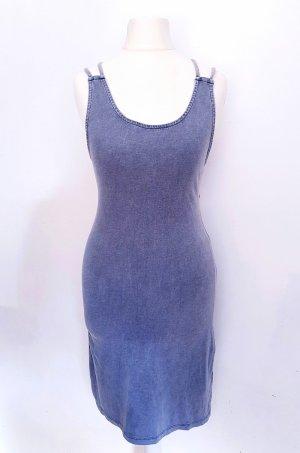 Kleid washed grey neu Gr. XS S
