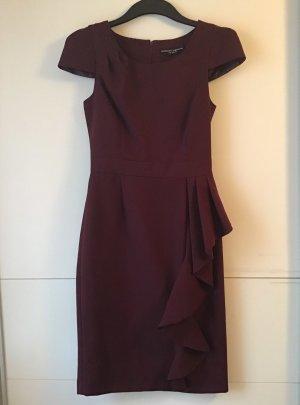 Kleid weinrot elegant Dorothy Perkins
