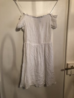 H&M Divided Mini vestido blanco