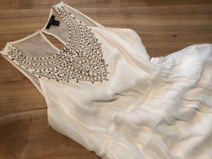 Kleid weiß - 38 - M