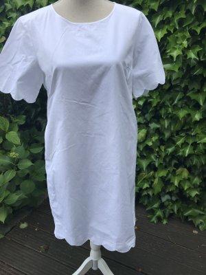 Kleid weiß Gr  42
