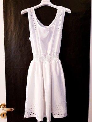 Kleid weiss Gr. M 38 neu
