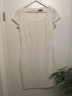 Kleid weiß - knielang