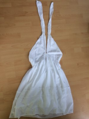 Phard Babydoll-jurk wit