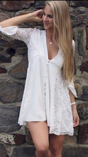 Kleid weiß XS