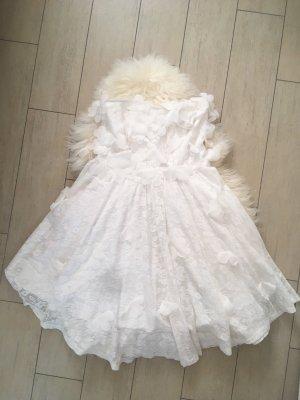 Kleid weiß XS / S