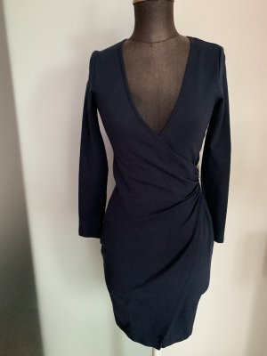Kleid Wickel Look Gr 34 36 S von French Connection