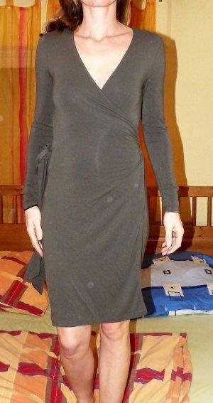 Kleid Wickelkleid H&M Gr. 34 XS