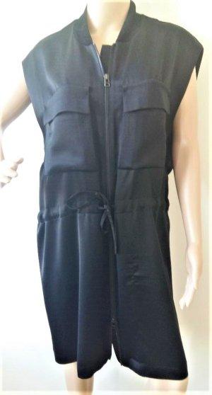 by Malene Birger Vestido de camuflaje negro
