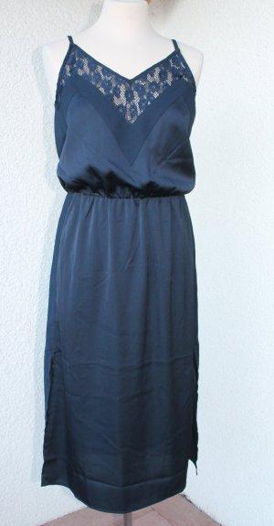 Kleid YAS lang Neu mit Etikett Spitze 20er Gatsby