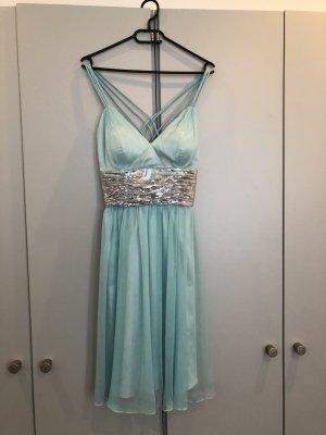 Kleid Young Couture by Barbara Schwarzer Größe 38 Cocktailkleid