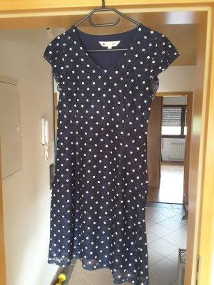 Kleid Yumi Dunkelbau Neuwertig