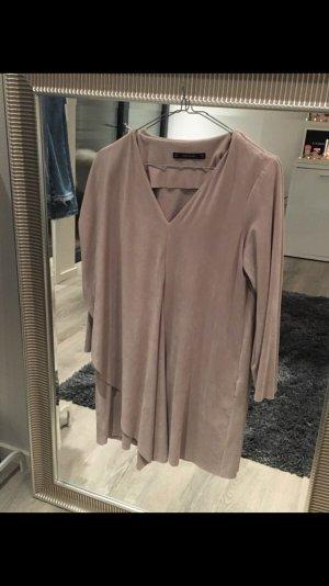 Zara Dress oatmeal-beige
