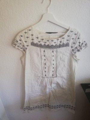 Zara Vestido blanco
