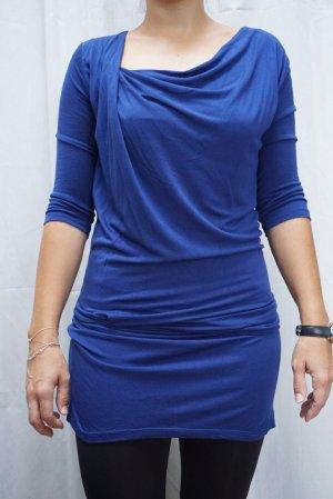 Kleid ZARA, blau, Gr. S, NP 35€, Casual, knallblau, sehr guter Zustand