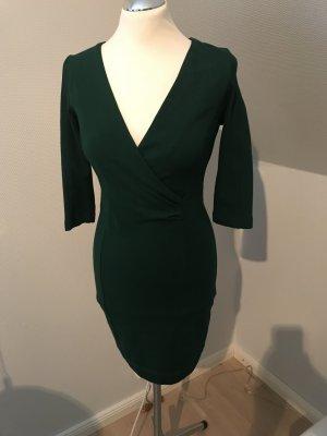 Kleid Zara Gr S grün
