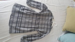 Kleid Zara grau, schwarz kariert
