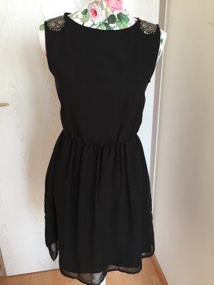 Kleid Zara Größe S mit Strassbesatz