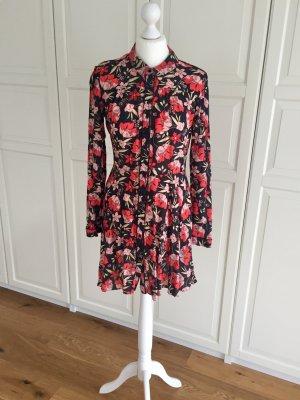 Kleid Zara M Blumen