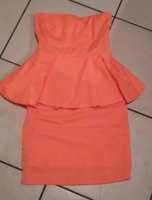 Kleid, Zara, Neonfarben