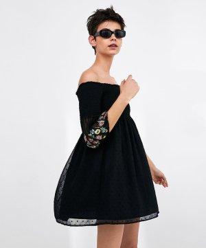 Zara Mini Dress black