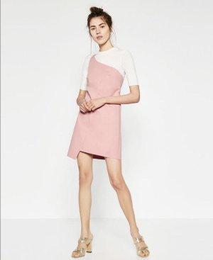 Zara Vestido multicolor