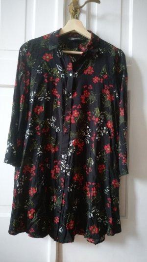 Kleid Zara woman aktuelle Kollektion komplett ausverkauft