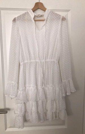 Babydoll Dress white