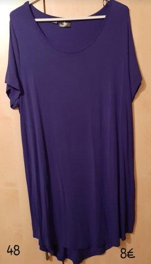 bpc Peplum jurk blauw