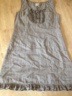 Kleidchen grau- beige