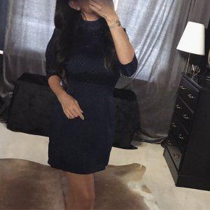 Kleidchen zum binden zara Kleid