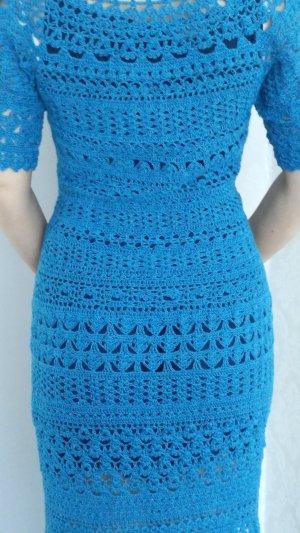 1.2.3 Paris Shortsleeve Dress blue