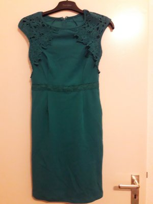 Avon Evening Dress green