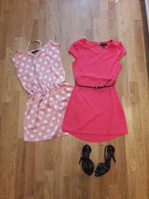 Kleider von Amisu,rosa;pink,passend für 36&38