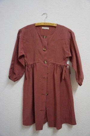 Zara Babydoll Dress rose-gold-coloured
