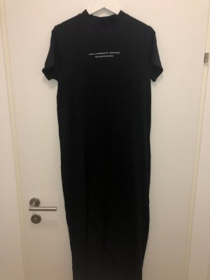 Zara Shortsleeve Dress black-white