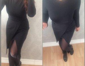 Kleider Zara schwarz