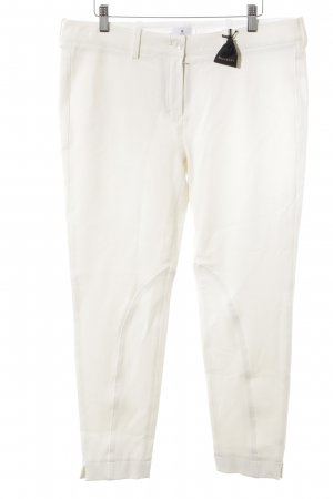 Kleidermanufaktur Habsburg Riding Trousers natural white casual look