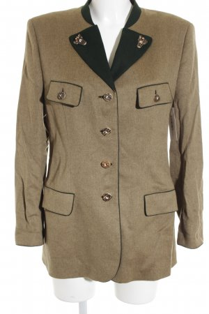 Kleidermanufaktur Habsburg Wolljacke mehrfarbig extravaganter Stil