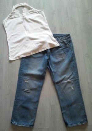 Kleiderpaket Jeans mit Neckholder