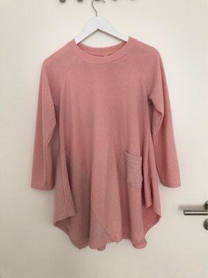 SheIn Abito maglione rosa-rosa chiaro