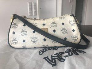 MCM Mini Bag white-black